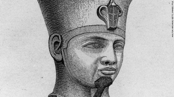 CT扫描木乃伊显示埃及法老遭割喉死亡 图 埃及 木乃伊 法老 图片